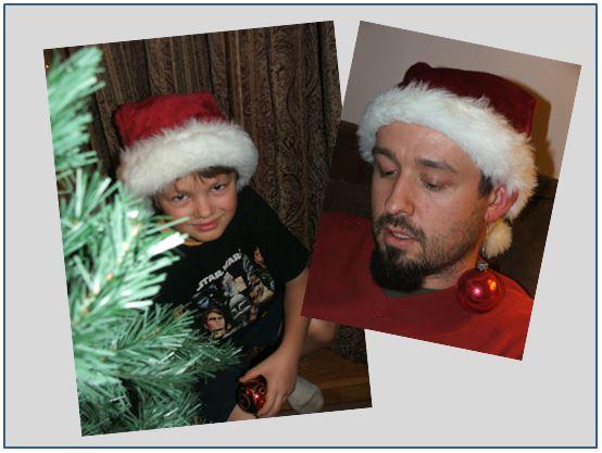 Morton family Christmas traditions