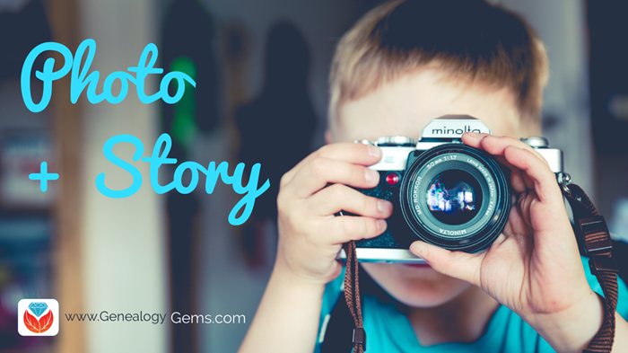 Photo + Story Competition