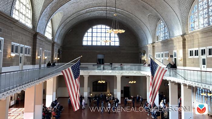 Ellis Island Passenger Arrival Records