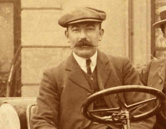 Harry Cooke
