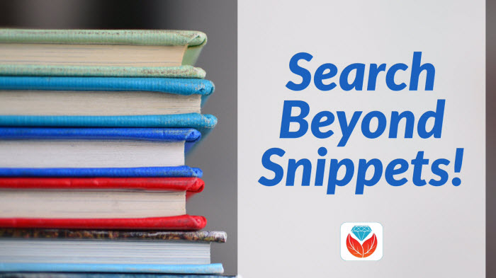 How to find the full text of a book in Google Books