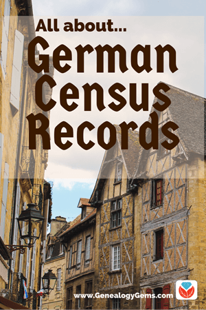 German Census Records