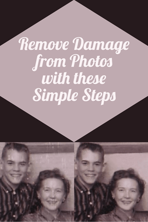 restore damaged photos - photo restoration on your phone