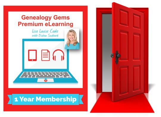 Genealogy Gems Premium Podcast 158 Chronicling America tutorial open doors