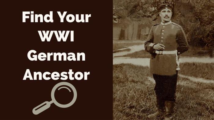 Finding Hard-to-Find WWI Era German Ancestors