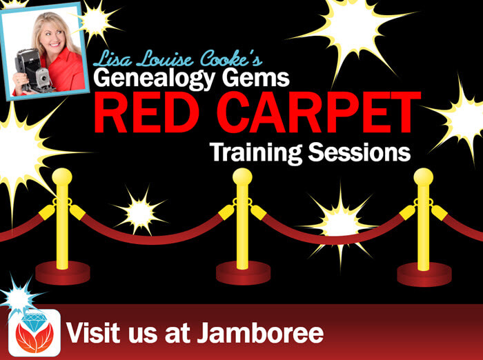 Genealogy Gems at jamboree