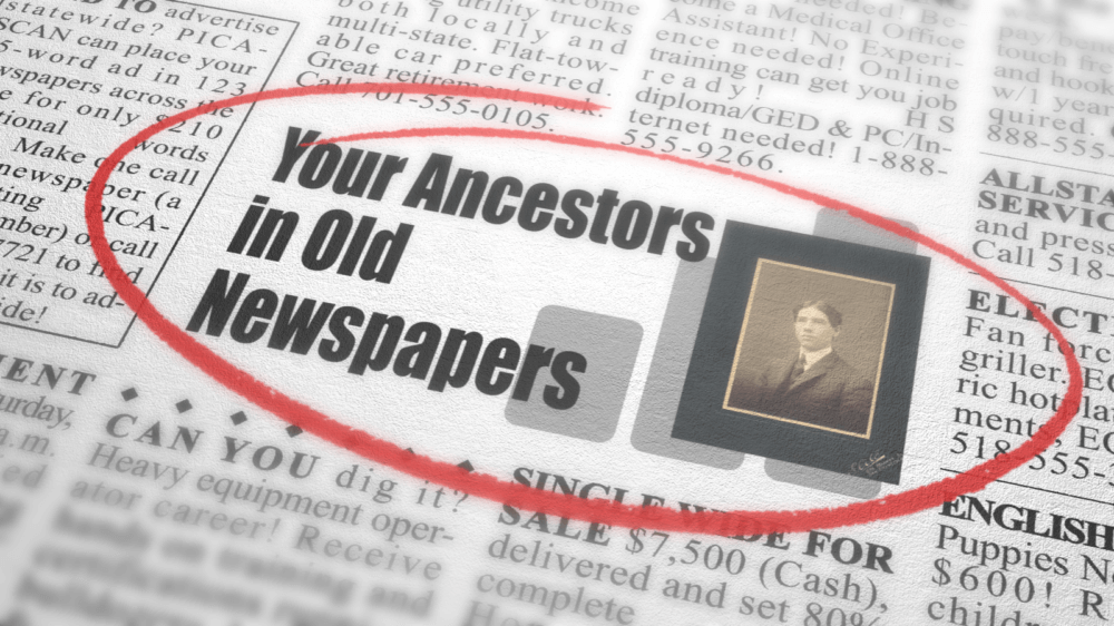 How to Use Chronicling America to Find Your Ancestors' Hometown Newspapers