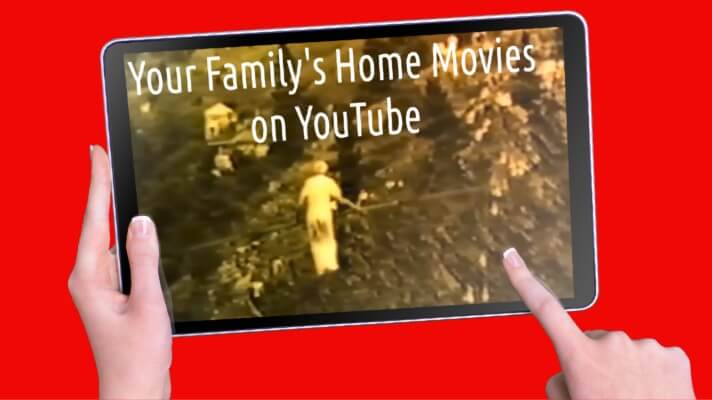 Success! Finding Home Movies on YouTube