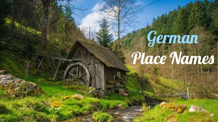 German Place Names: Find Your Ancestors' Hometown with This Free Online Tool