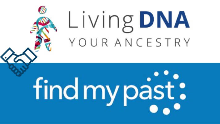 Findmypast and Living DNA to provide genetic genealogy testing