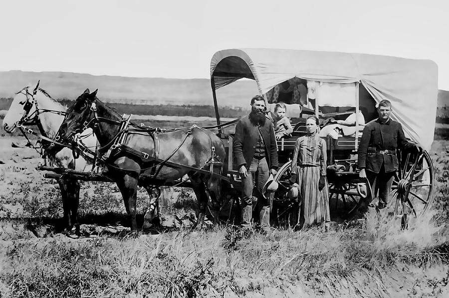 How to Research Your Pioneer Ancestors that Migrated West