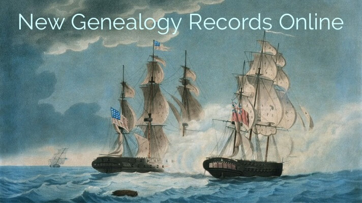 New U.S. WWI Military Records for Genealogy