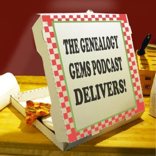 Genealogy Gems Podcast delivers