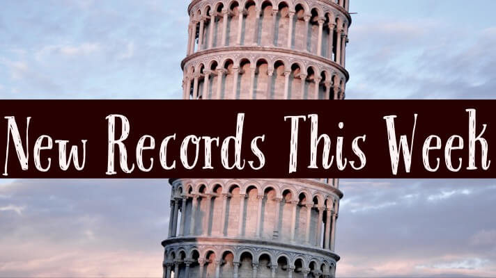 new records Italian genealogy records