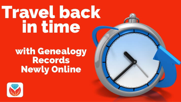 New Online Genealogy Records This Week – June 28, 2019
