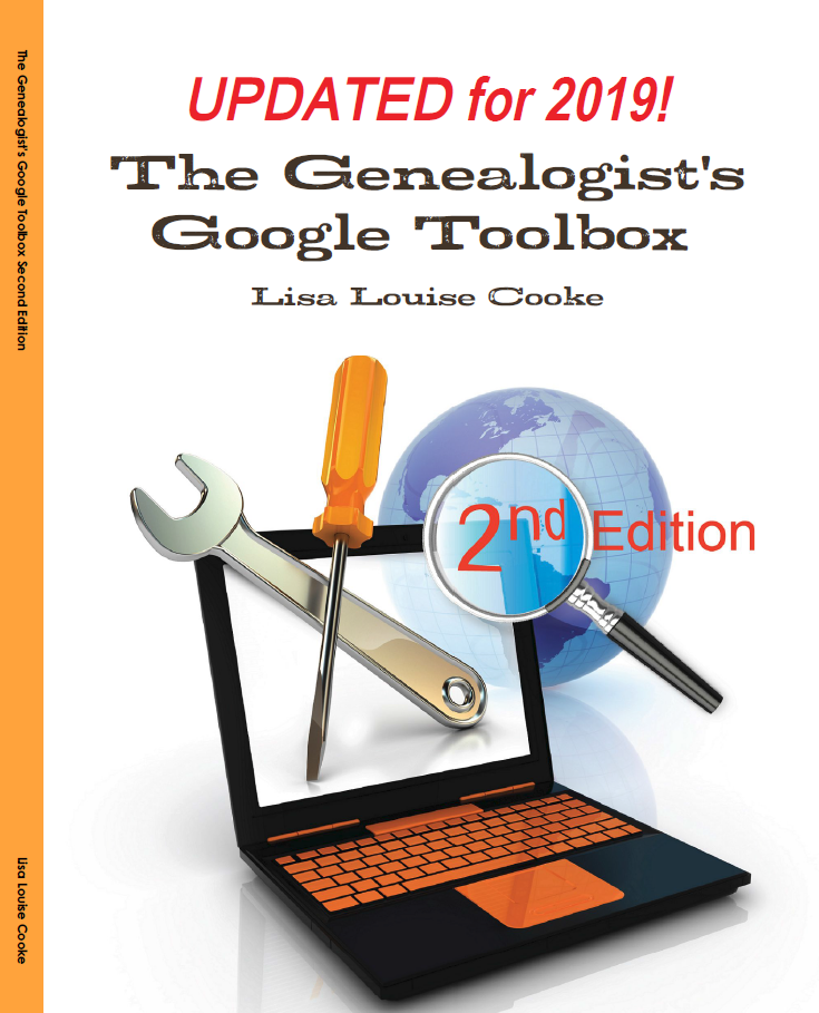 The Genealogist's Google Toolbox 2019