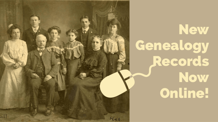 Millions of New Genealogy Records Online for Norway & Europe