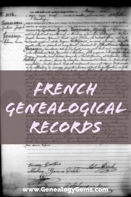example record MyHeritage