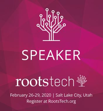 Lisa Louise Cooke is a speaker at RootsTech 2020