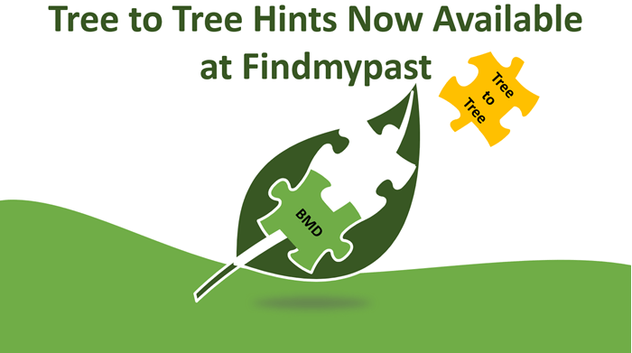 Findmypast Now Supports Tree to Tree Hints