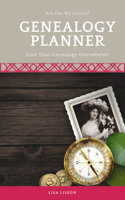 Are You My Cousin? by Lisa Lisson Planner