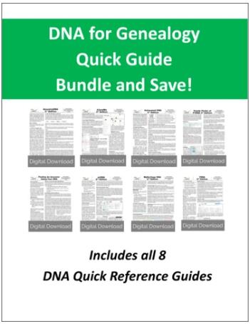 DNA Guides bundle of 8