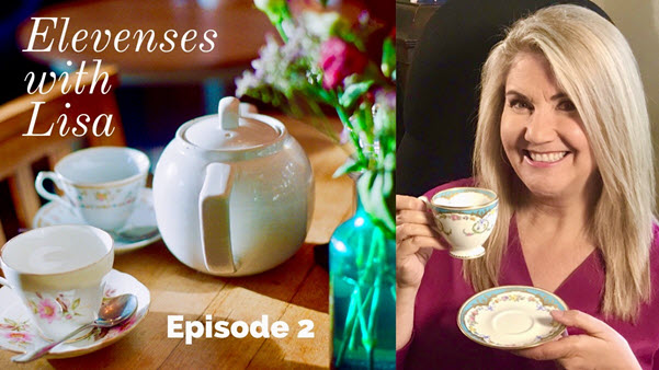 Episode 2 Elevenses with Lisa Show Notes – Family History Show