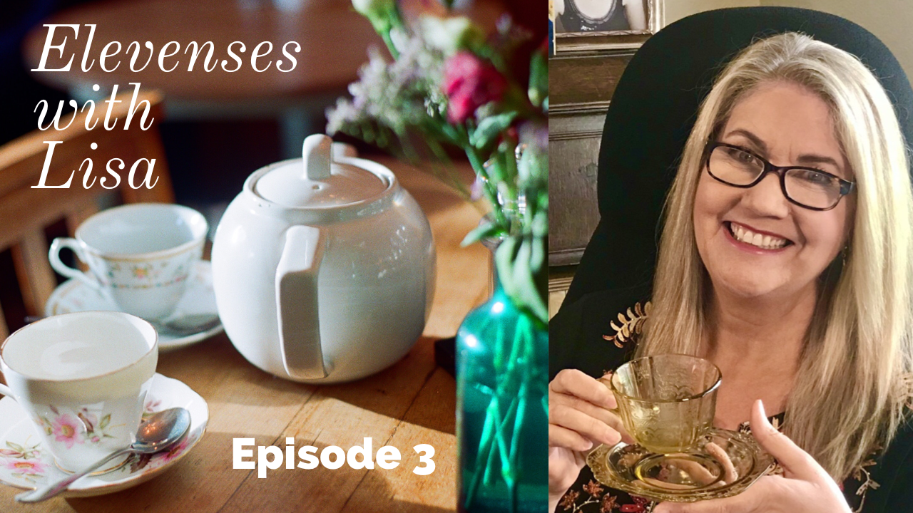 """Episode 3 """"Elevenses with Lisa""""Family History Show"""