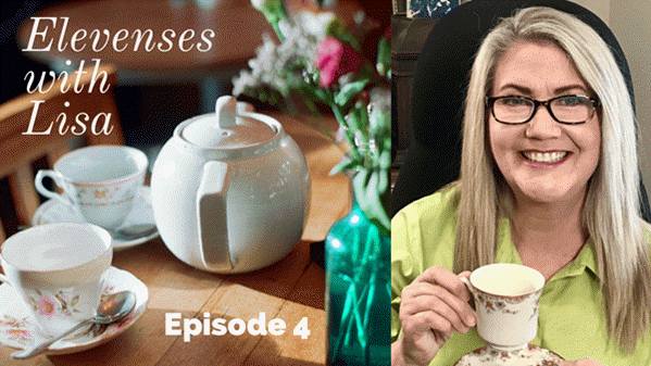 Episode 4 Elevenses with Lisa Show Notes – Family History Show