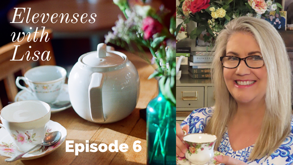 How to Organize Your Genealogy Paper – Episode 6 Elevenses with Lisa Show Notes