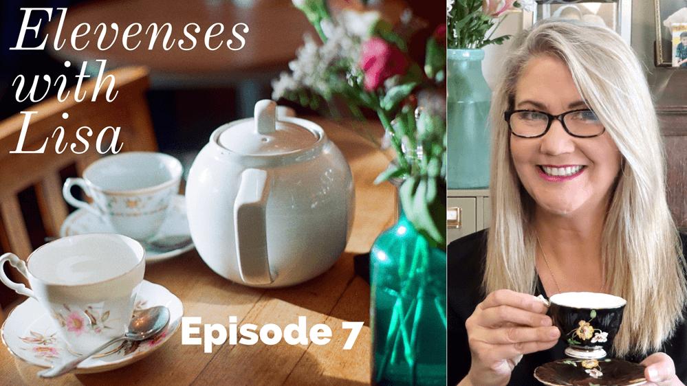 Organizing your Genealogy Data – Episode 7 Show Notes (Elevenses with Lisa)