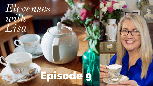Episode 9 Elevenses with Lisa Show Notes – Evernote Organization