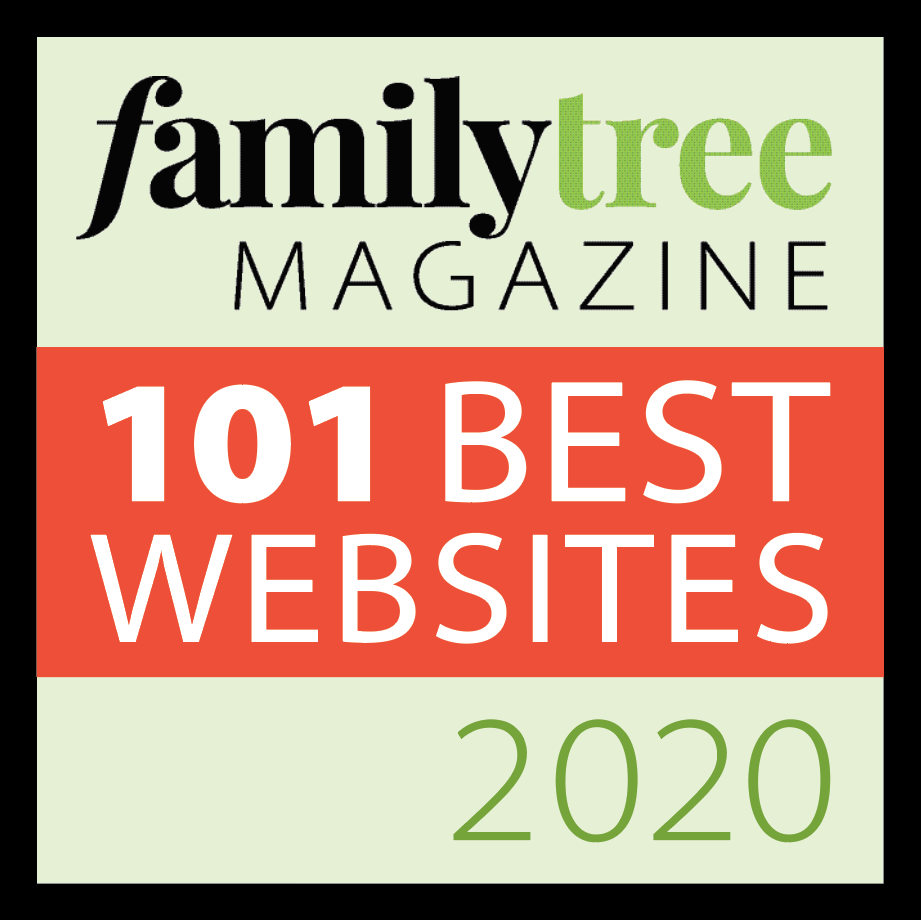 A Family Tree Magazine 101 Best Websites