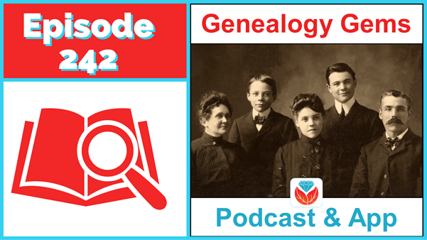 episode 242 genealogy Podcast