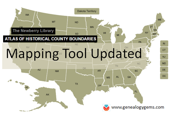 Atlas of Historical County Boundaries is Full-Service Again