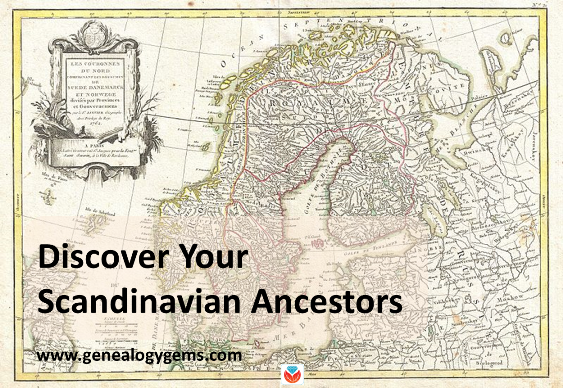 Discover Your Scandinavian Ancestors in New and Updated Genealogy Records Online