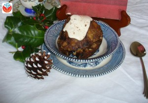"Victorian Fig Pudding Recipe: ""We All Want Some Figgy Pudding"""