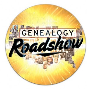 Genealogy Roadshow logo