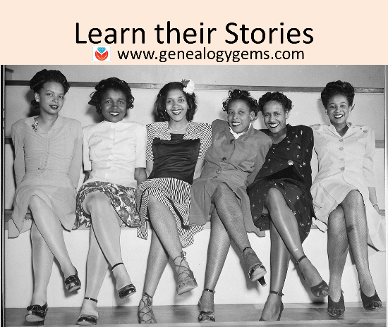 What to Ask: African-American Family History Interview Tips